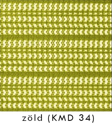 háló zöld (KMD 34)