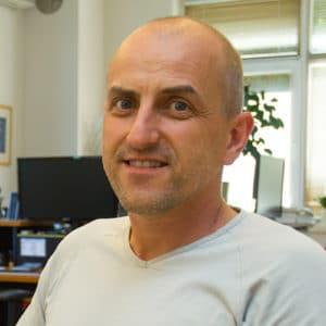 Gyugel Róbert műszaki és garancális felelős