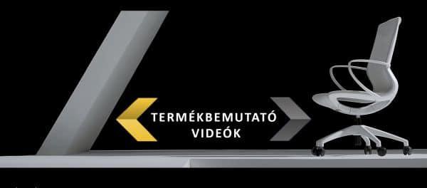 termékbemutató videók